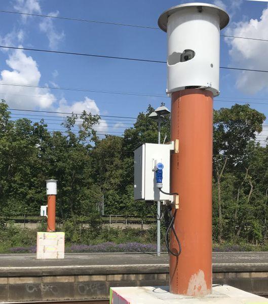 monitoring stationen